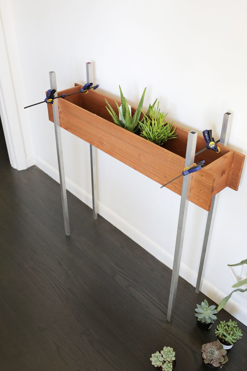 DIY - Jardinera interior 03
