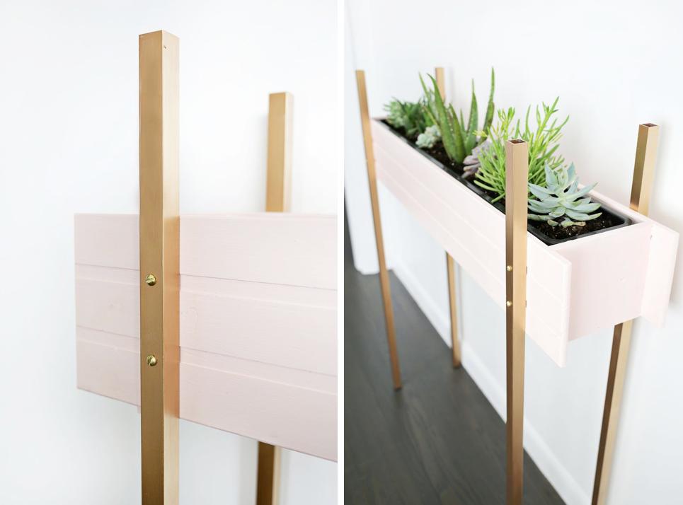 DIY - Jardinera interior 06