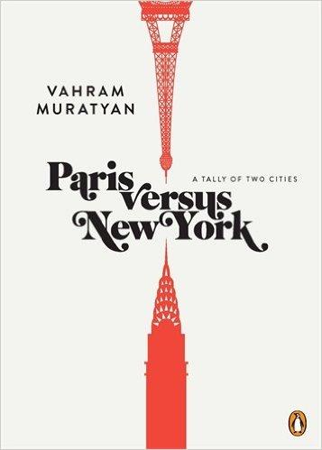 Portada libro Paris vrs Nueva York
