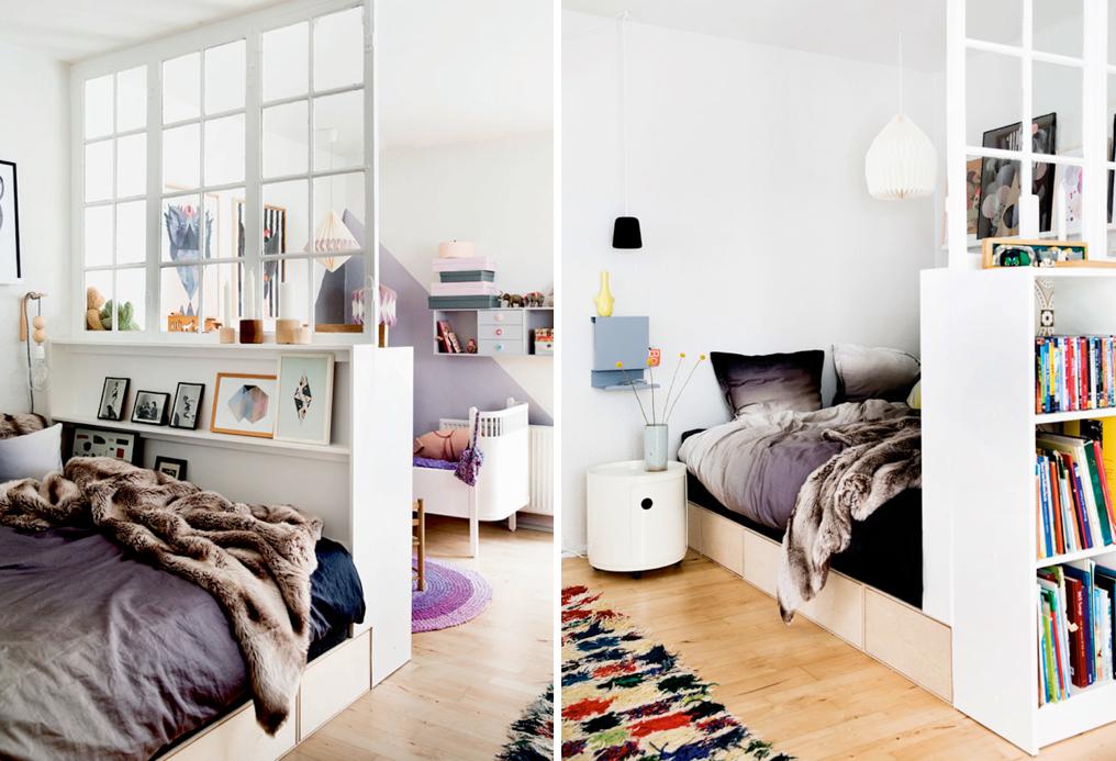 Dos habitaciones en una 01