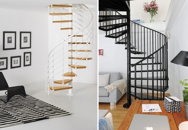 De caracol mi casa no es de mu ecas blog y asesor a for Ver escaleras de caracol