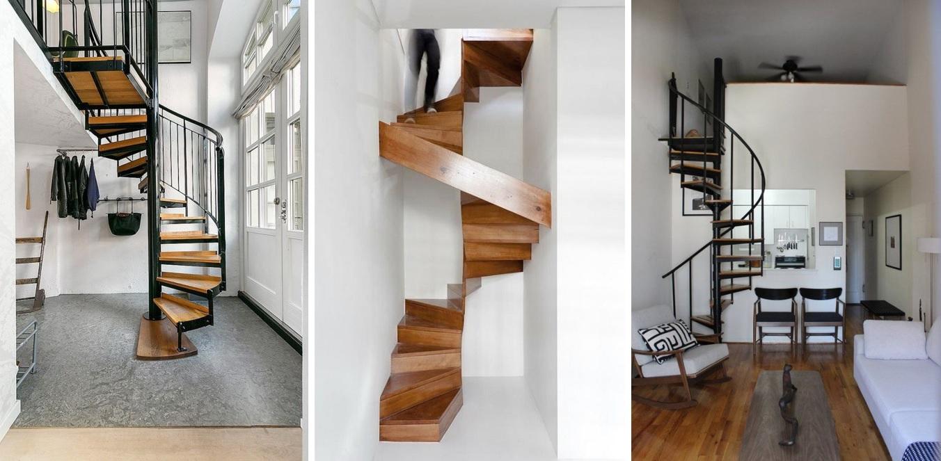 Escaleras caracol 05
