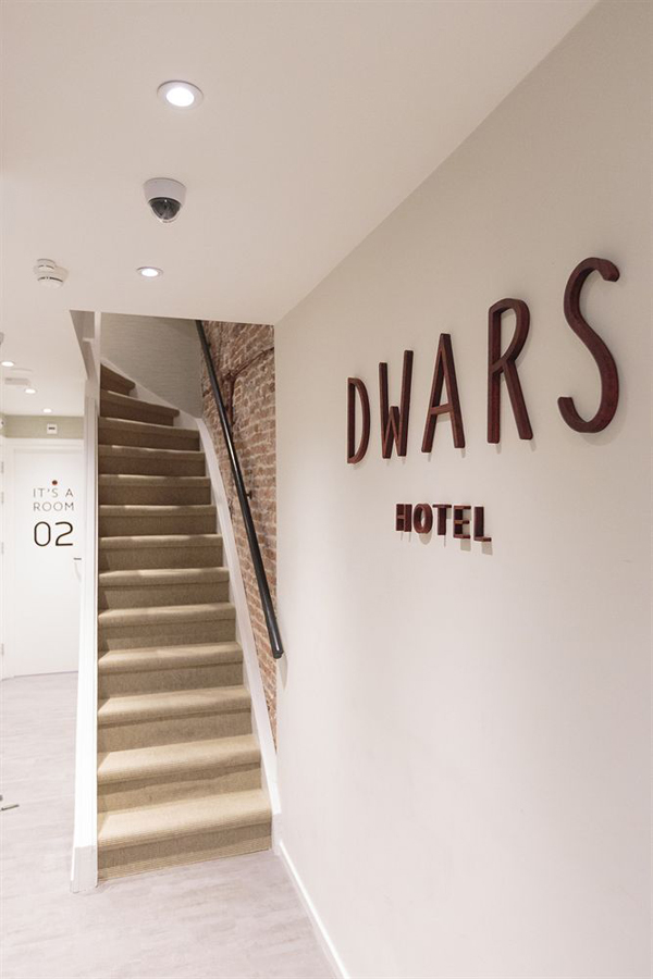 HOTEL DWARS IN AMSTERDAM 05