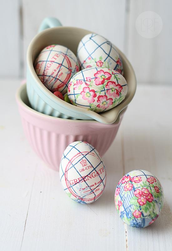 Decorar huevos Pascua 01