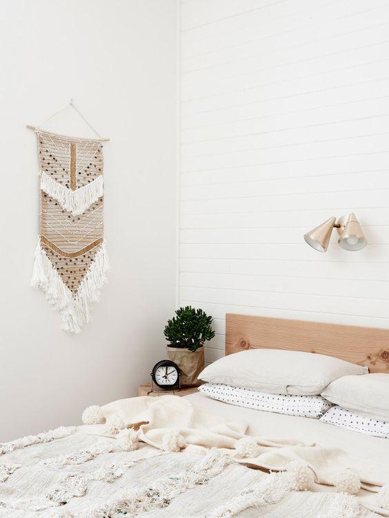 Tapices y tapices de macramé 04
