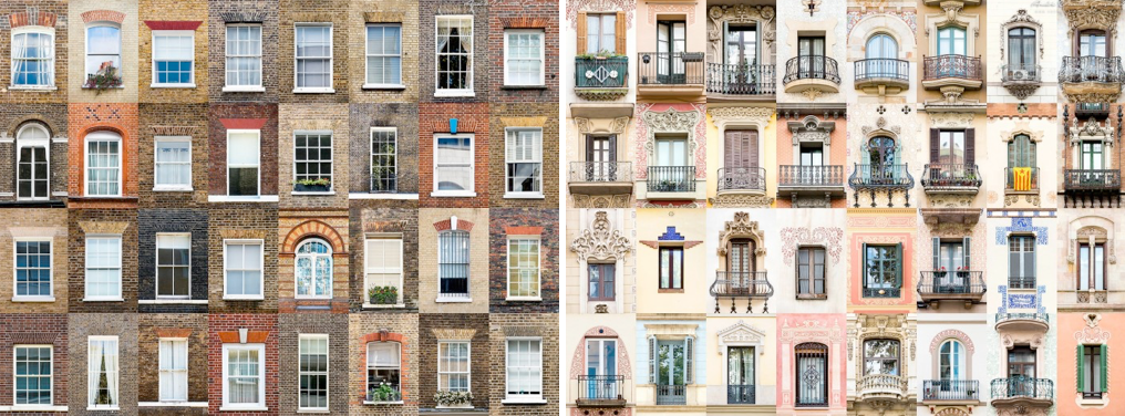 windows of the world 02-LONDRES Y BARCELONAjpg