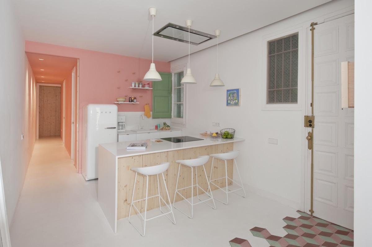 Apartamento Barcelona 21
