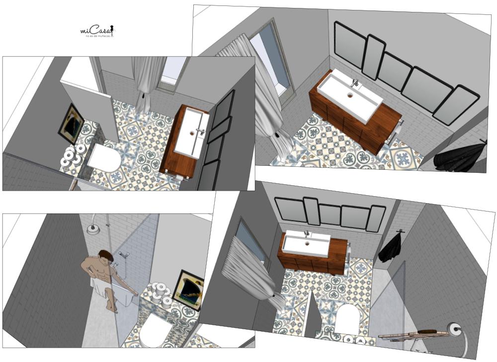 Aseosría online decoracion - Proyecto apatamento Paris 02