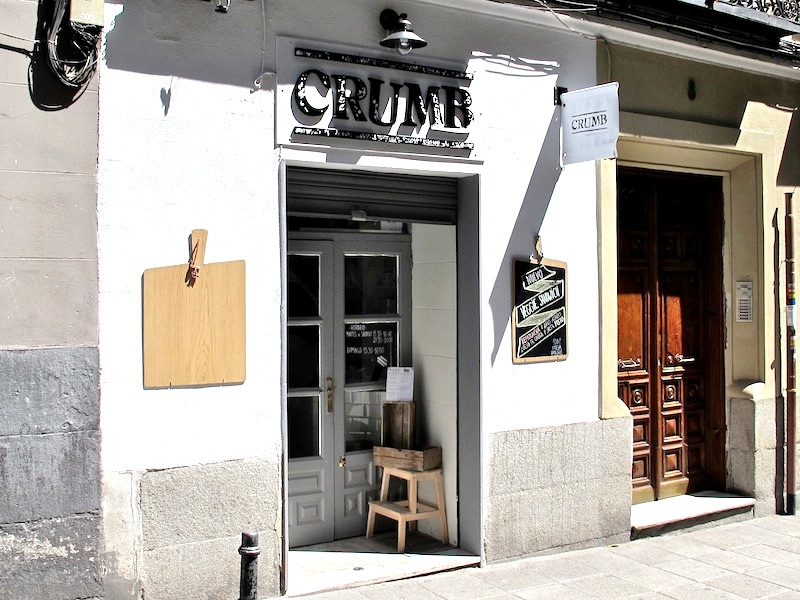 Restaurante Crumb Madrid 03