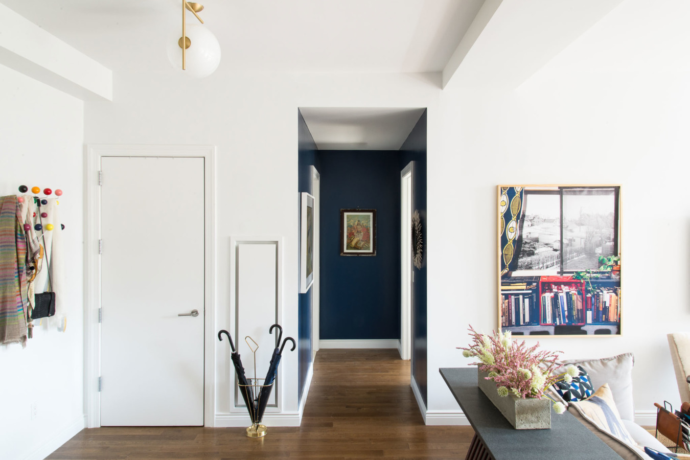 House tour apartamento ecl ctico en nueva york mi casa - Mi casa no es de munecas ...