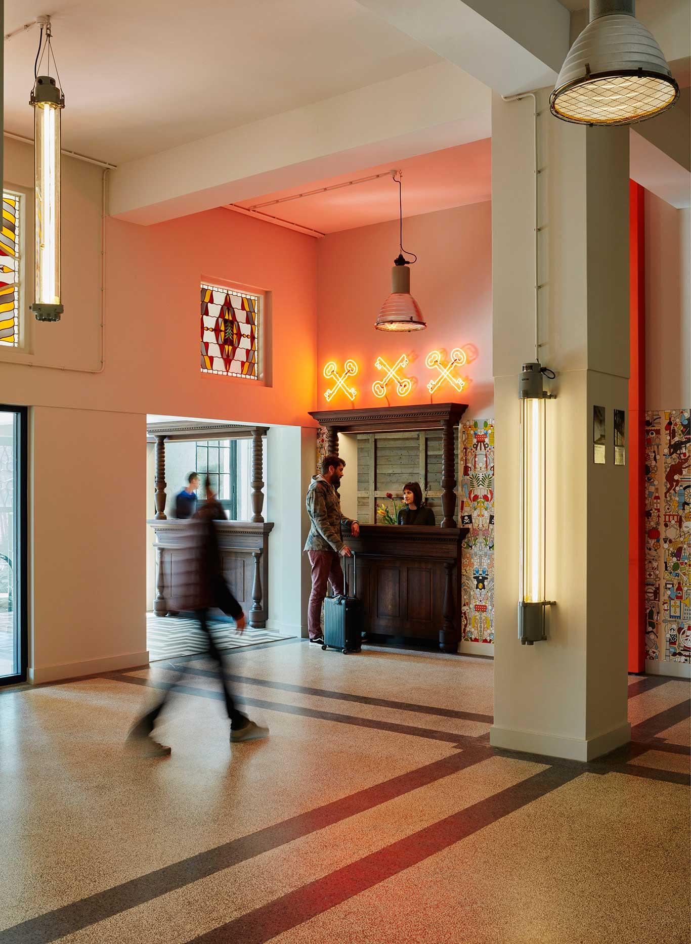 Hostel Generator-Amsterdam 02