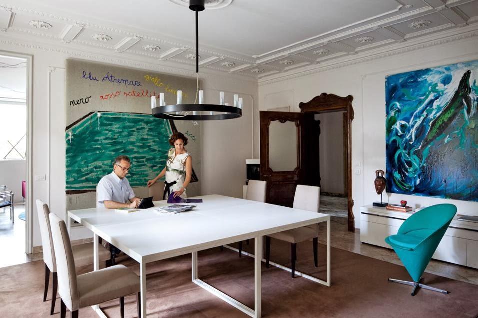 La casa del chef Massimo Bottura 01