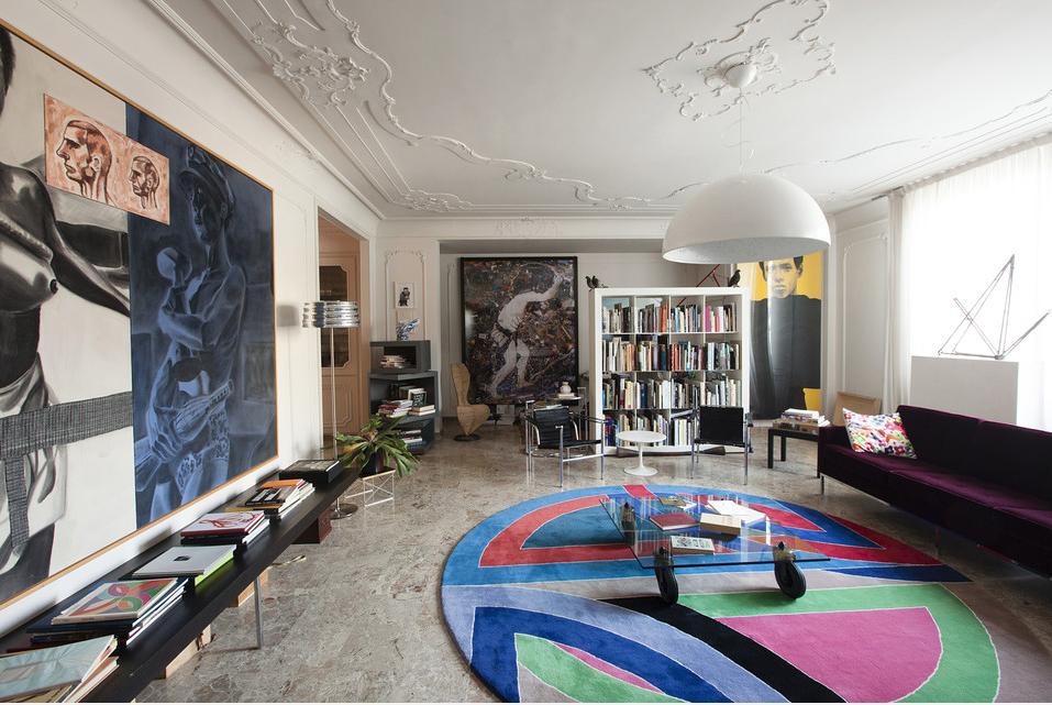 La casa del chef Massimo Bottura 04