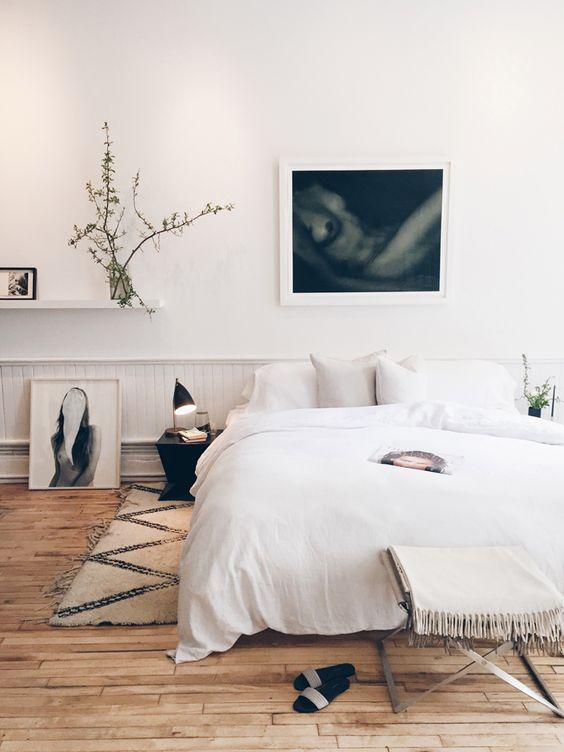 Paredes con friso mi casa no es de mu ecas blog y - Habitaciones con friso ...