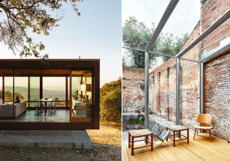 Interior exterior una relaci n clave en el dise o de for Diseno de casas interior y exterior