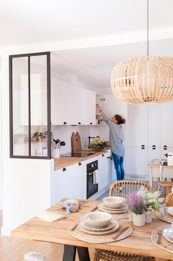 Un apartamento de vacaciones acogedor y femenino mi casa for Conjuntos interiores femeninos