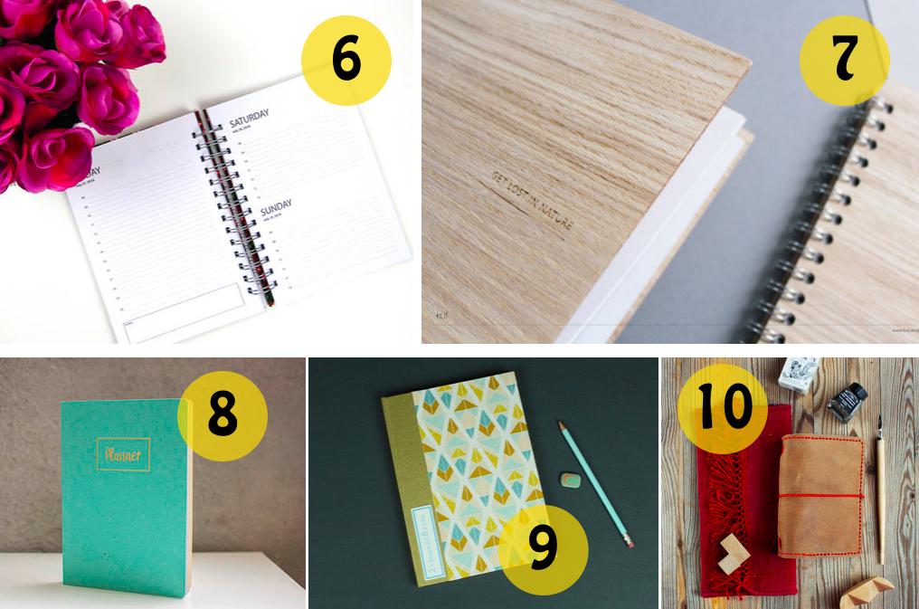 10 agendas para planificar bien el curso mi casa no es for Curso decoracion e interiorismo