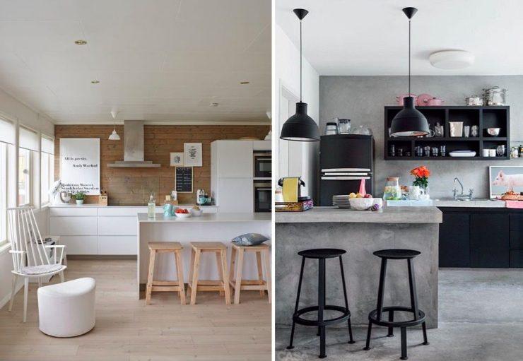 Decorar la cocina en estilo bar mi casa no es de mu ecas blog y asesor a online en - Cocina para bar ...