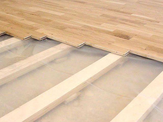 Suelos de madera tipos caracter sticas y calidades mi - Precio colocacion tarima ...