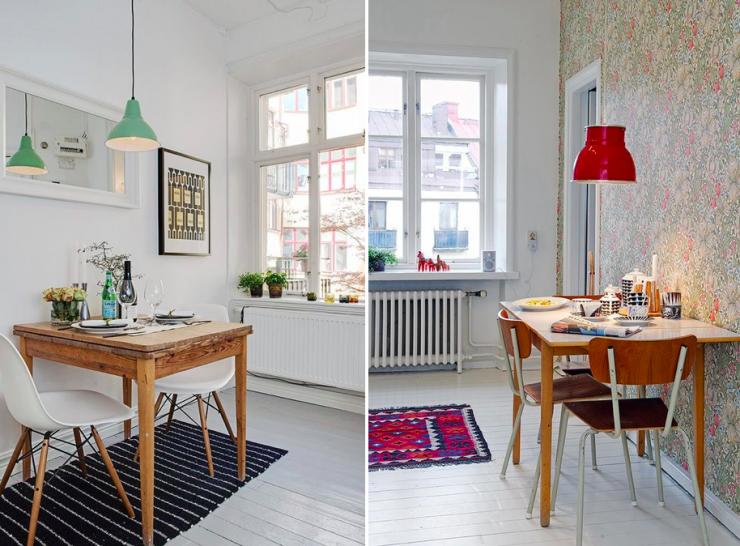 Comedores para apartamentos peque os recomendaciones - Comedores pequenos para apartamentos ...